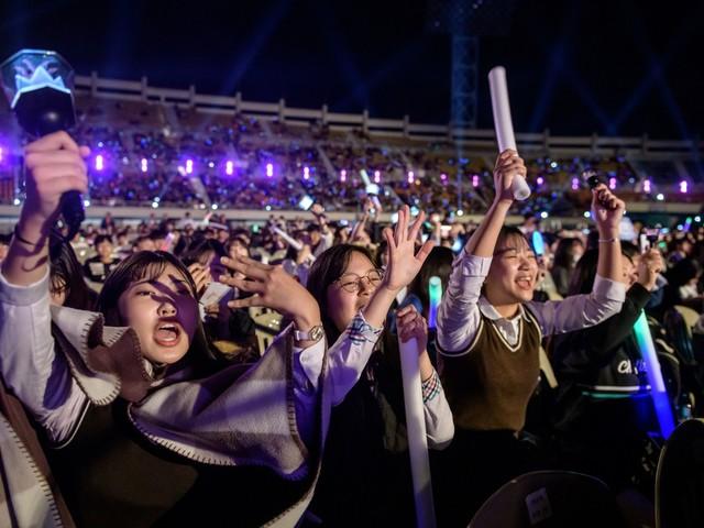 Corée du Sud: un festival de K-pop réunit des artistes venus du monde entier