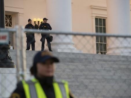USA: rassemblement pro-armes sous haute sécurité en Virginie