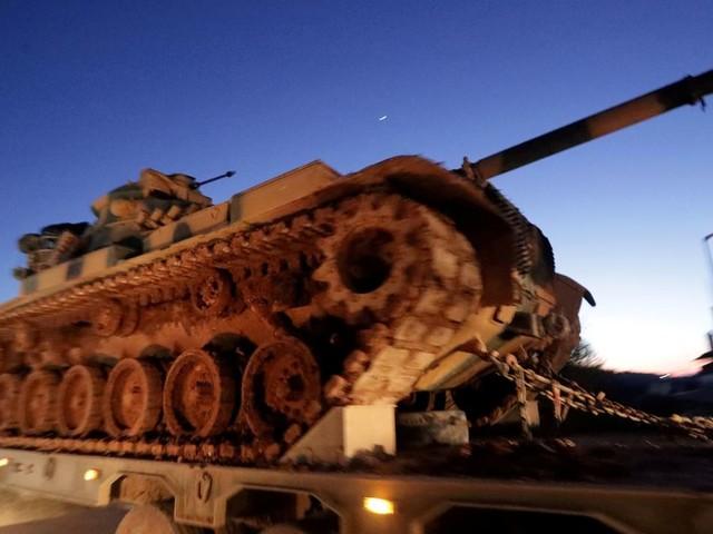 """L'Otan appelle à la """"désescalade"""" en Syrie après la mort de 29 soldats turcs attribuée à Damas"""