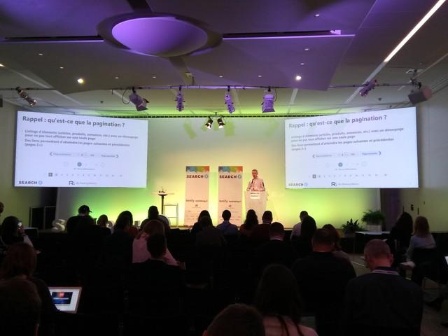 Search Y, événement Search Marketing : WebRankInfo y sera !
