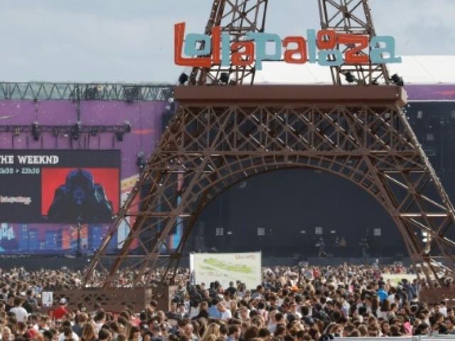 Le succès au rendez-vous pour le premier festival Lollapalooza à Paris