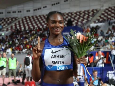 Athlétisme: Asher-Smith, star à domicile