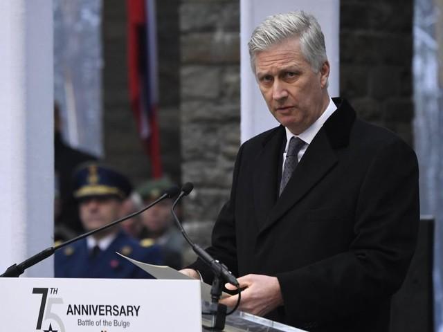 75 ans de la Bataille des Ardennes: le Roi salue le rôle des États-Unis dans la démocratie européenne