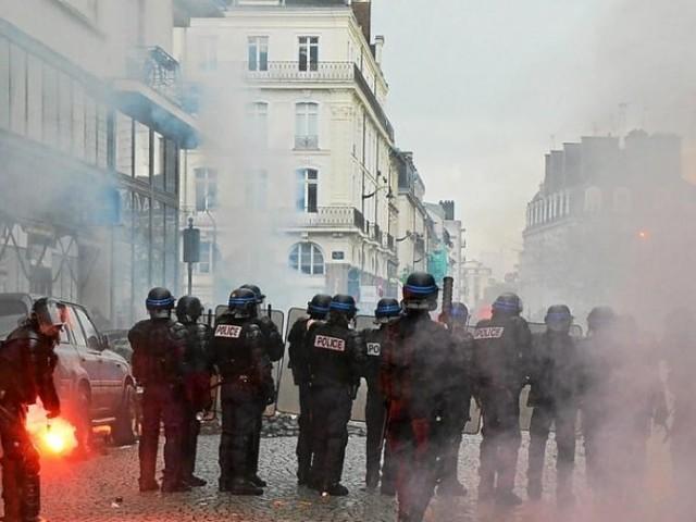 À Rennes, un policier mis en examen pour des violences sur un syndicaliste
