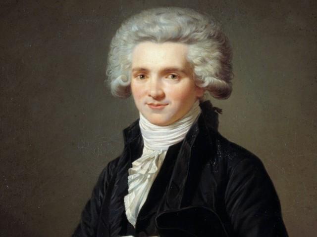 """""""Robespierre était quelqu'un de très humain jusque dans ses névroses"""""""