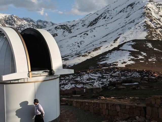 L'Observatoire de l'Oukaimeden participe à la découverte de données sur la première comète interstellaire