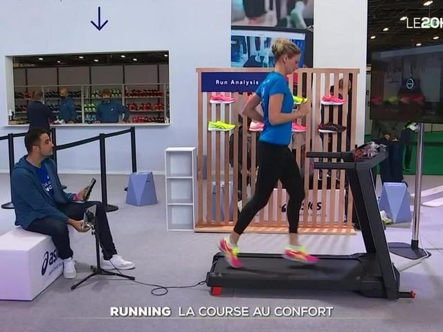 Running : la course au confort
