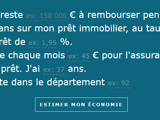 Assurance emprunteur, moyenne des économies réalisées : 5.500€ selon Allianz
