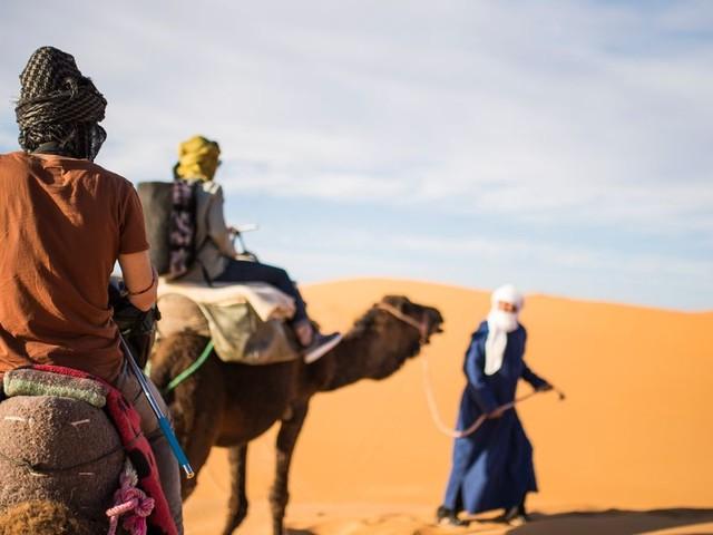 Près d'un tiers des touristes arrivés au Maroc en 2018 étaient français