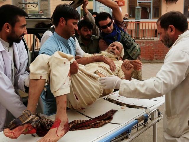 Afghanistan: Un attentat contre une mosquée fait 62 morts
