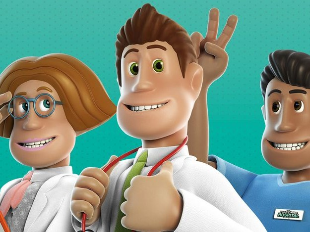Two Point Hospital sur consoles : un nouvel aperçu