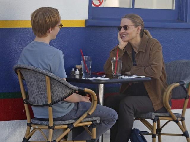 Jodie Foster et son fils Charles : Un tête-à-tête complice et décontracté