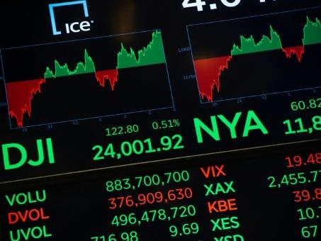 Wall Street, aidée par les résultats d'entreprises, se redresse