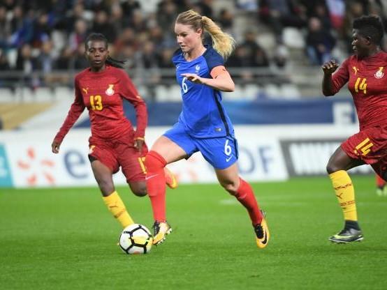 Foot - Amical (F) - Les Bleues étrillent le Ghana en amical