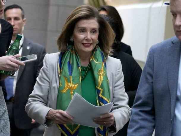 Procédure de destitution: le Sénat va recevoir l'acte d'accusation de Donald Trump