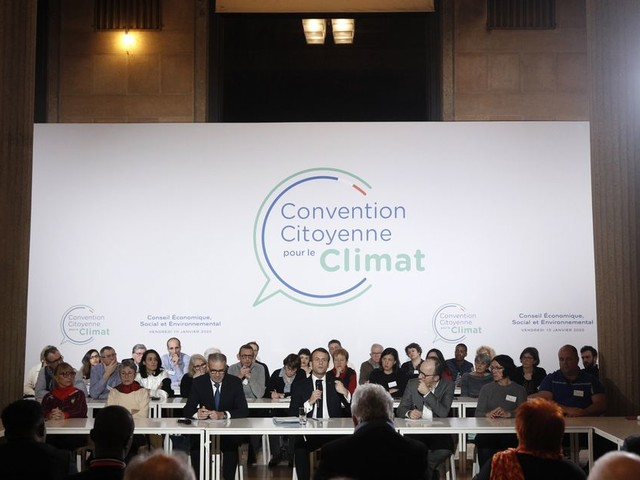 Interview de Macron du 14 juillet: la Convention climat vue par cet expert du Giec