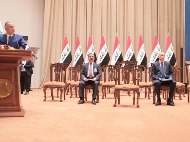 L'Irak se dote d'un nouveau gouvernement, après cinq mois dans le flou