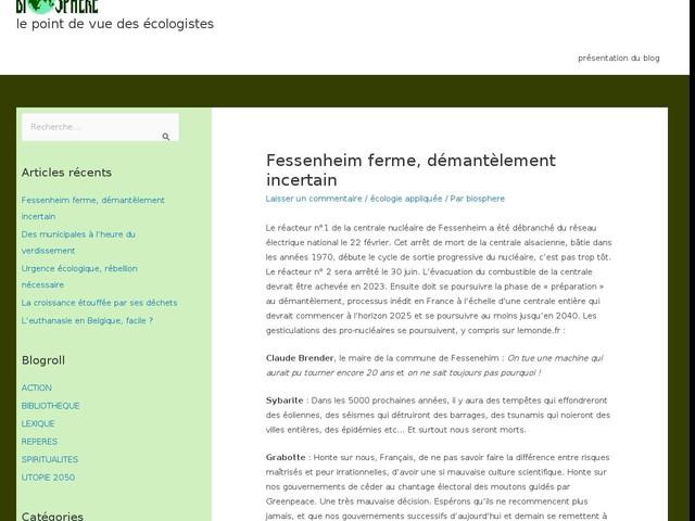 Fessenheim ferme, démantèlement incertain