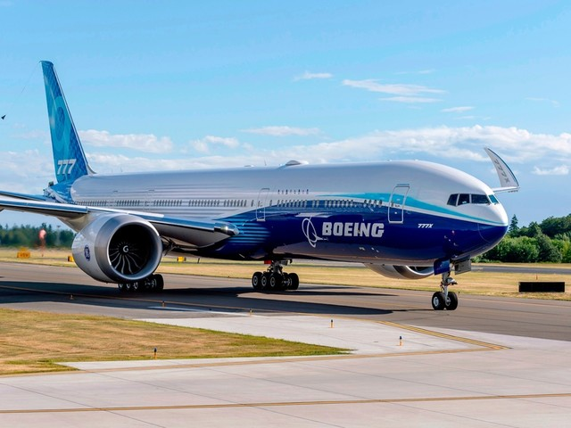 La météo force Boeing à repousser le vol inaugural du 777X prévu jeudi