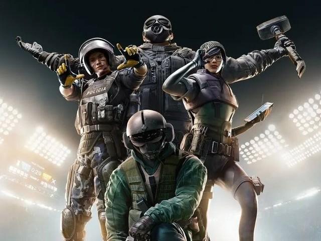 Rainbow Six Siege en 4K 120 Hz sur PS5 et Xbox Series X S, c'est pour le 1er décembre