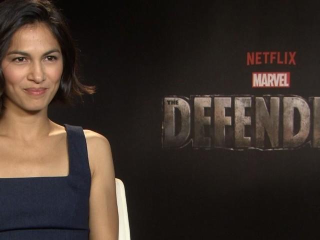 The Defenders : Découvrez nos interviews avec Elodie Yung (Elektra) et Marco Ramirez (showrunner) ! (EXCLU)