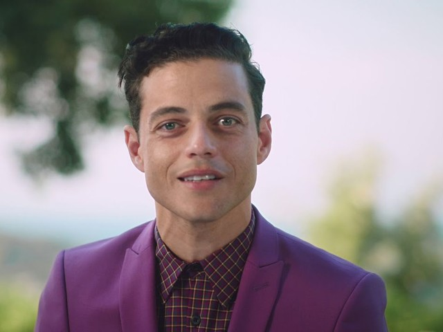 James Bond : une 1ère image de Rami Malek, le nouveau méchant de la saga [Photos]