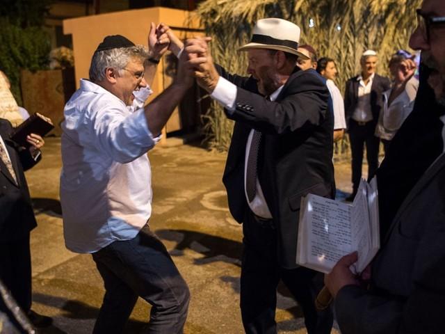 Plus Marocains que jamais, les juifs du Maroc résidant à l'étranger ont répondu à l'appel de Serge Berdugo