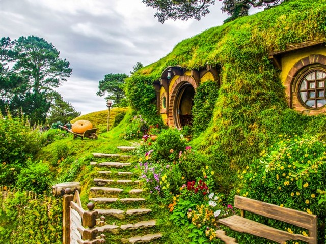 Sur les traces du Seigneur des Anneaux en Nouvelle-Zélande