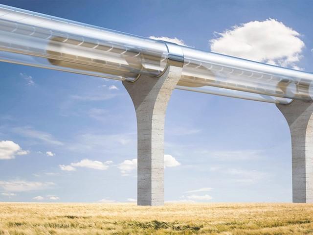 Hyperloop, le train du futur à l'essai dans un petit village du Limousin