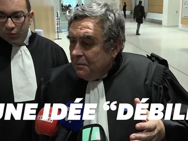"""Au procès Sarkozy, l'avocat de Paul Bismuth dénonce la """"bêtise"""" d'avoir emprunté le nom de son client"""