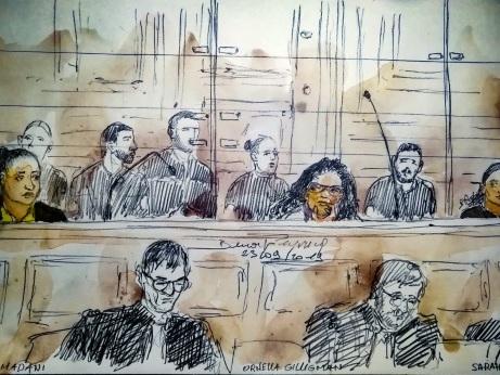 """Commando de Notre-Dame: jusqu'à 30 ans de réclusion requis dans le procès du """"jihad au féminin"""""""