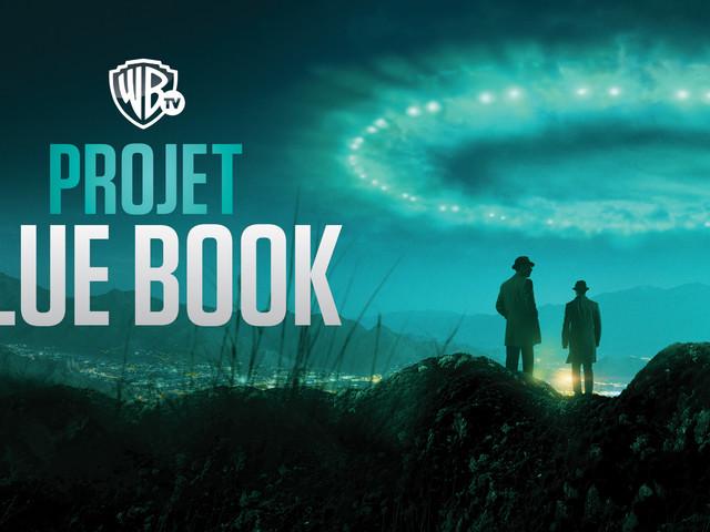 """Les aliens, intrigue principale de """"Projet Blue Book"""" la nouvelle série Warner TV"""