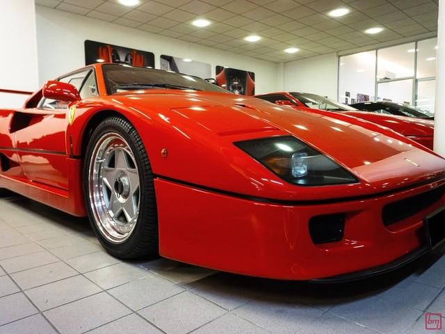 Découverte de la concession Ferrari Gauduel Sport SAS à Lyon !