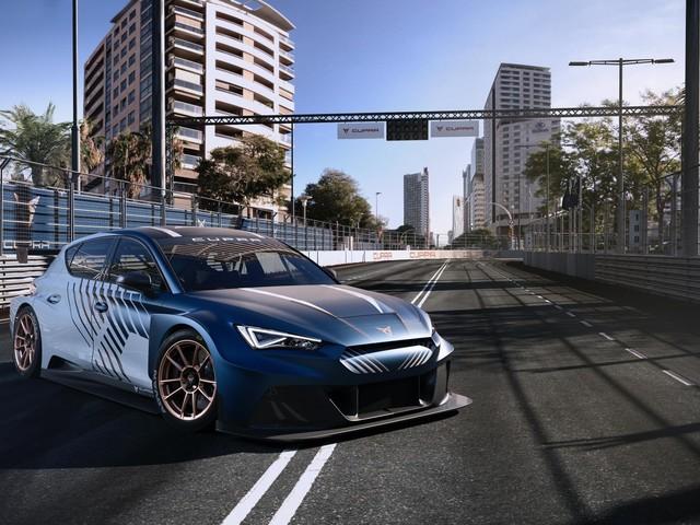 Cupra dévoile deux versions encore plus énervées de la Leon : la Competicion TCR et la e-Racer
