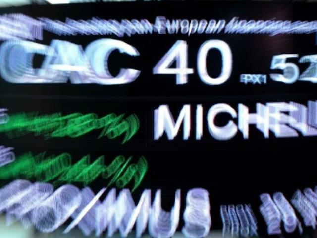 La Bourse de Paris signe une nouvelle séance de hausse