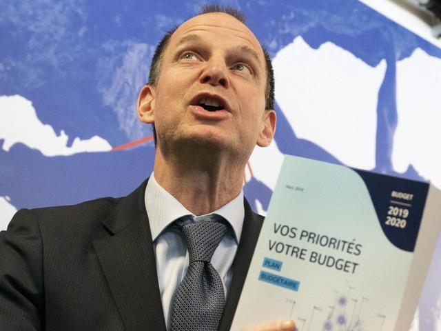 «Le Québec doit courir plus vite» : le pari du ministre des Finances pour son premier budget