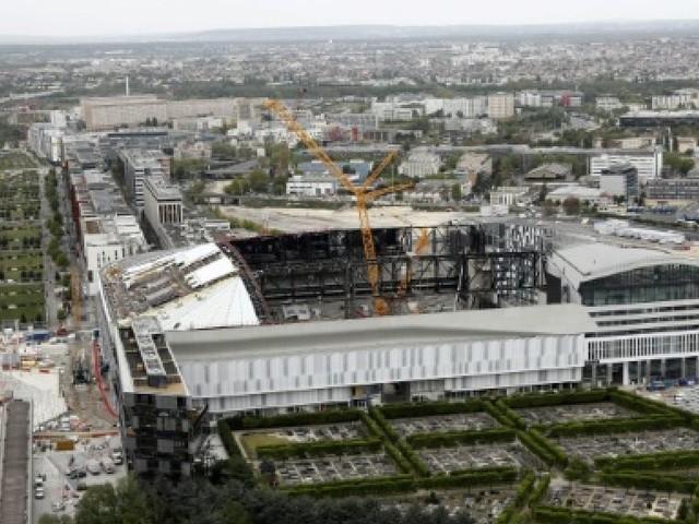 La U Arena, plus grande salle de spectacle d'Europe, ouvre ses portes à Nanterre