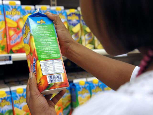 """Jus """"détox"""": la DGCCRF met en garde contre les allégations nutritionnelles"""