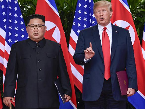 En plein conflit avec l'Iran, Trump se souvient de l'anniversaire de Kim Jong-un