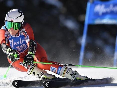 Ski: Mowinckel devant, Shiffrin sortie au Géant de Plan de Corones