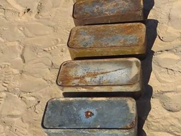 Tunisie: Découverte de 2.000 nouvelles cartouches de Kalachnikov à Douz