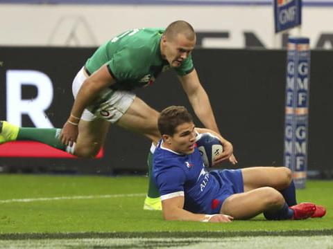 France - Irlande: Rencontre équilibrée, suivez le match en direct