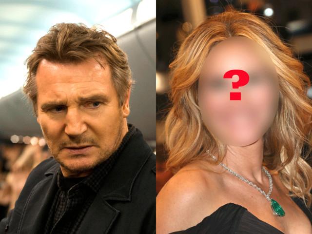 Liam Neeson, Non-Stop : sa love story secrète avec une superstar