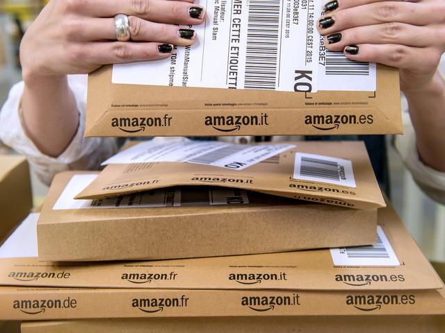 """VIDÉO - """"Capital"""" : quand les salariés d'Amazon détruisent des tonnes d'invendus"""