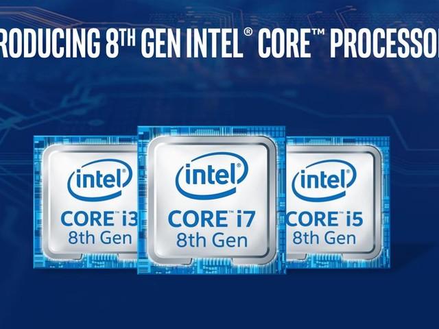 ⭐ Processeurs Core de 8ème génération (Kaby Lake R): plus de cœurs dans les portables de la rentrée