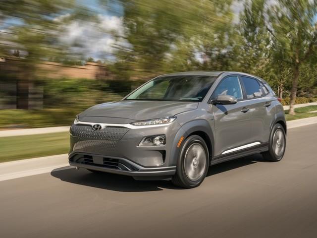 Hyundai Kona électrique : Un VÉ électrisant