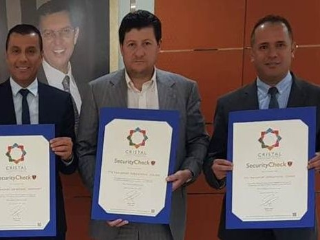 TTS, première agence de voyage réceptive au monde à recevoir la certification Cristal «Security Check» de Cristal International Standards.