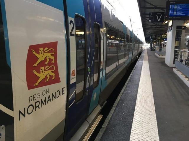 """Grève à la SNCF et """"trafic fortement réduit"""" : quels sont les trains Paris - Caen qui circulent lundi 16 décembre ?"""