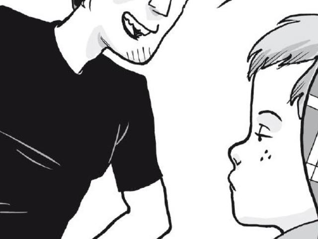 """""""Les Petites victoires"""": ce père décrit en BD son combat incroyable contre l'autisme de son fils"""