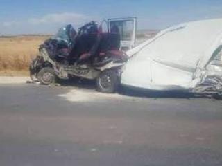 Tunisie – Le Kef: trois morts et sept blessés dans un grave accident de la route